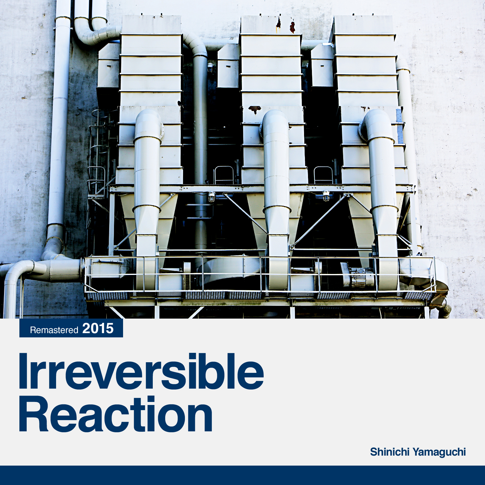 irreversible reaction